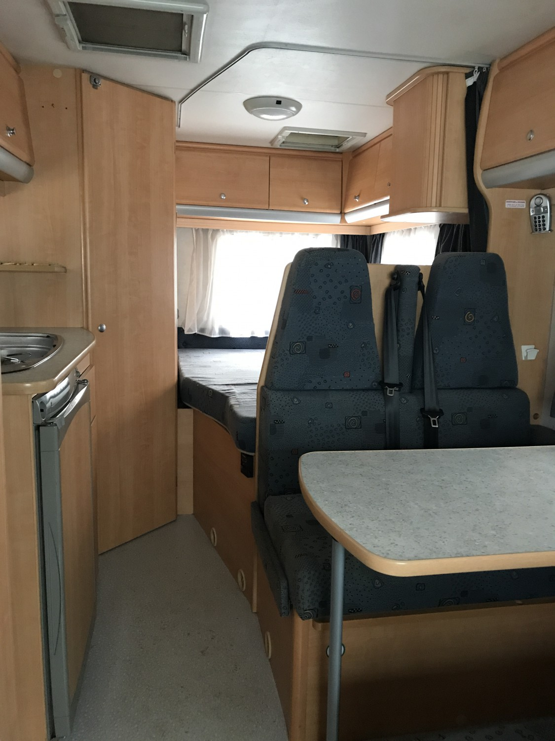 camping car chausson welcome 70 occasion lille opale evasion. Black Bedroom Furniture Sets. Home Design Ideas