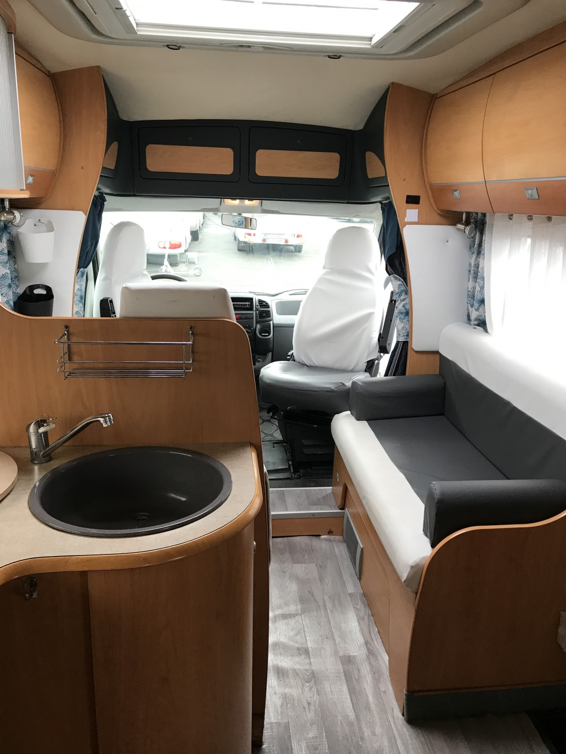 camping-car challenger eden 602 - occasion - lille