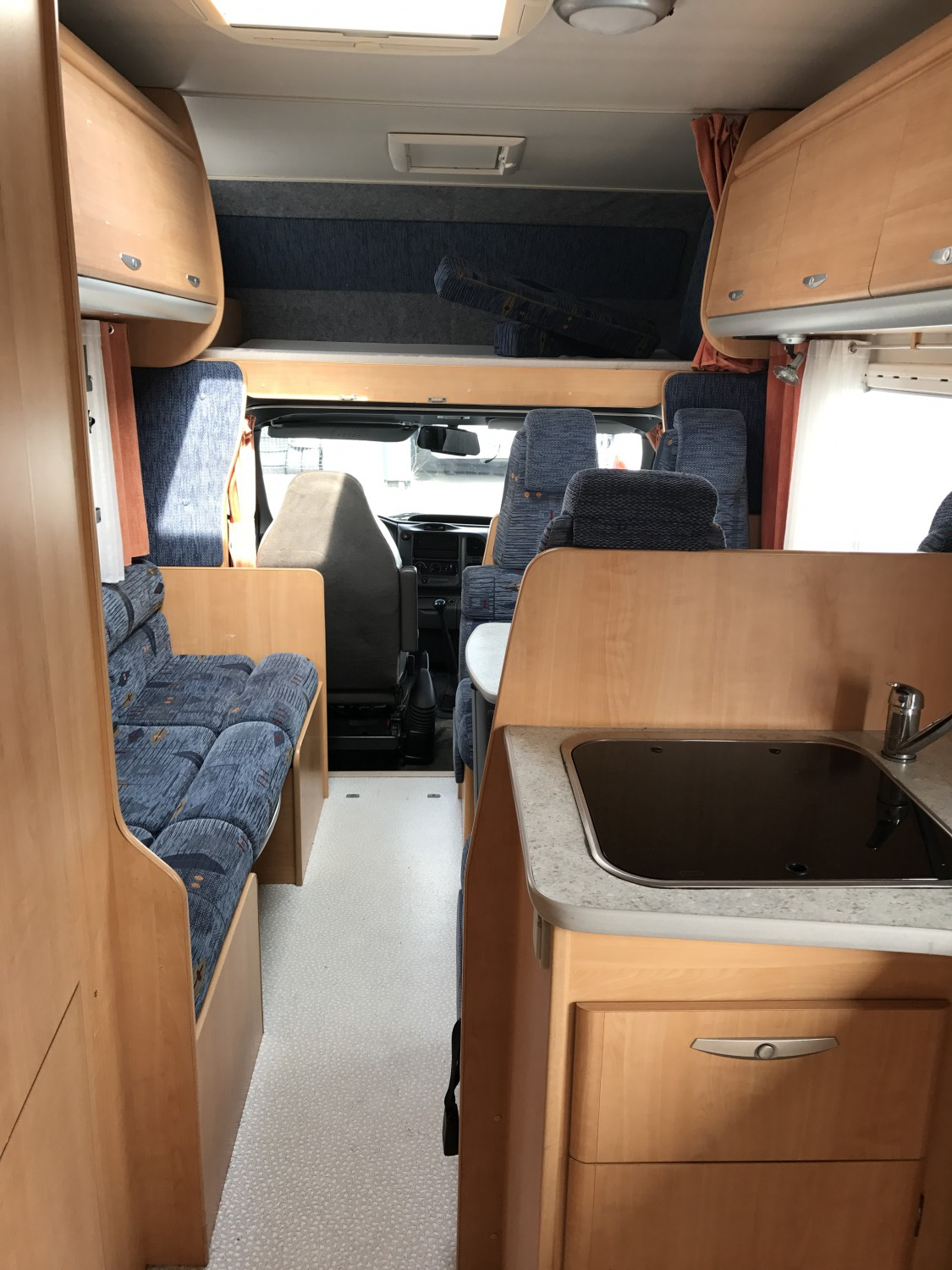 camping car chausson welcome 26 occasion lille opale evasion. Black Bedroom Furniture Sets. Home Design Ideas